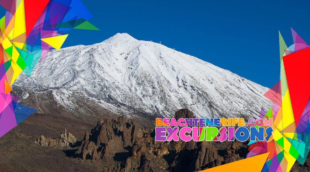 7 razones para visitar el Parque Nacional del Teide.