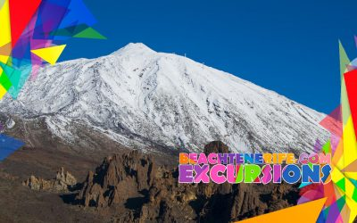7 reasons to visit Teide National Park.